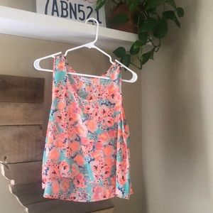 Bright tank top from dainty hooligan